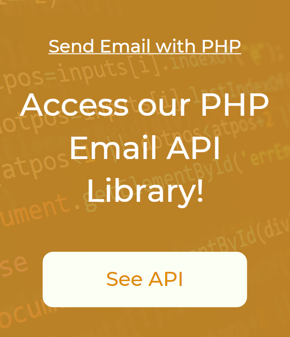 send emails with php