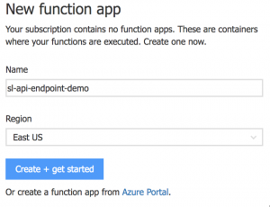 Take Your Notification API and Inbound Parse API Endpoints Serverless with Azure Functions