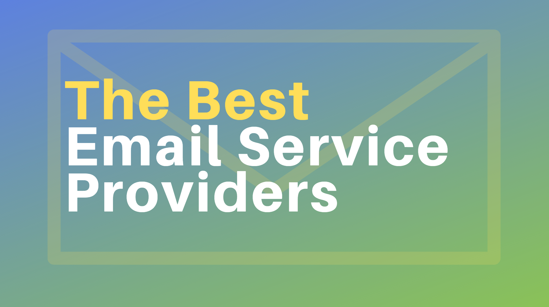 best bulk email service