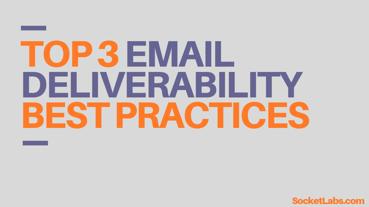 what effects email deliverability