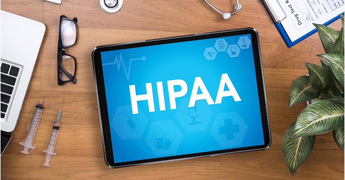 hipaa email API