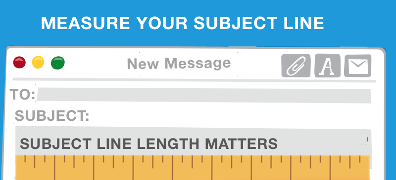 measure subject line