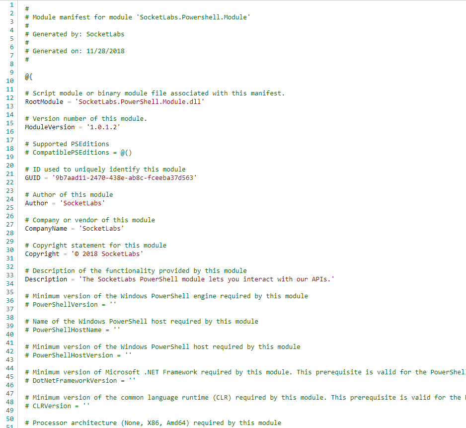 PowerShell Script Example