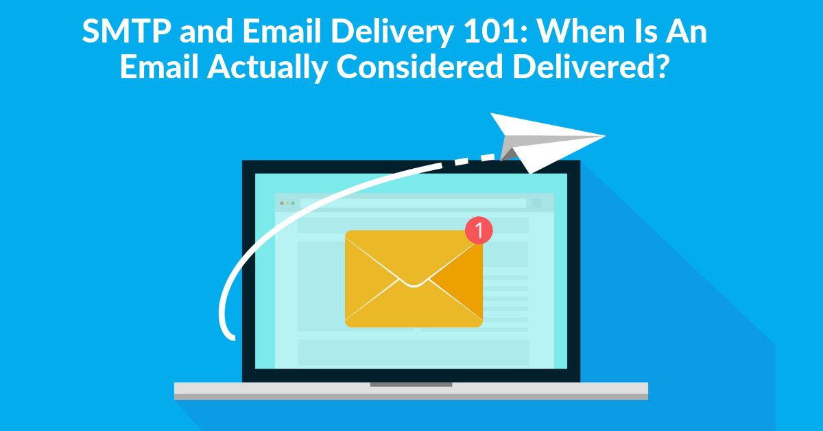 smtp email delivery