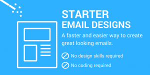 Introducing Starter Email Templates