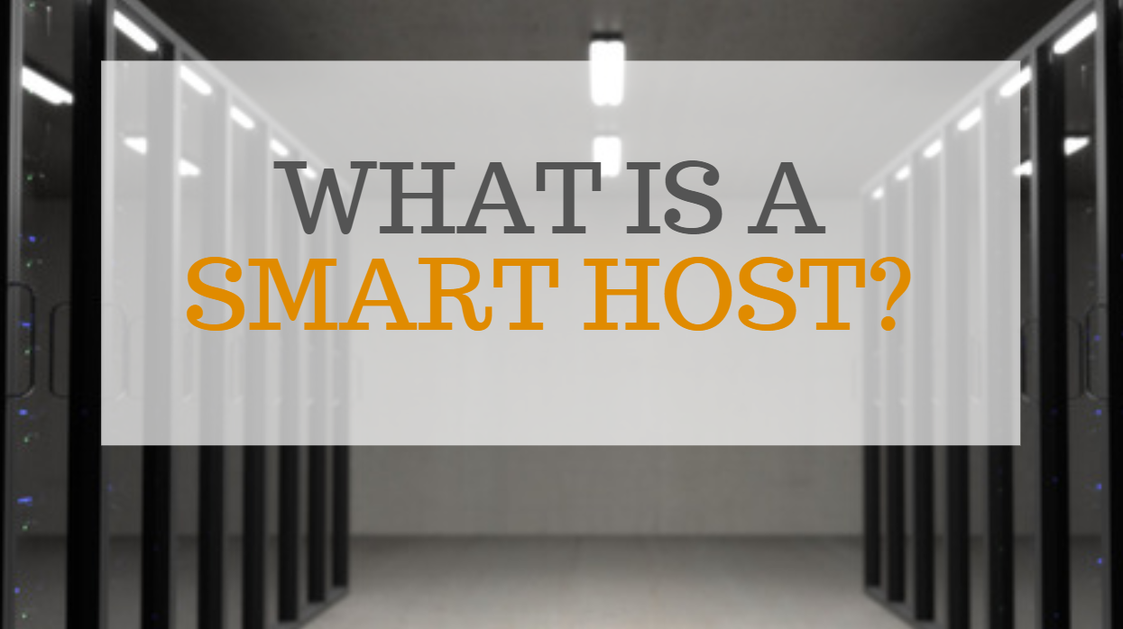 What is a Smart Host? - SocketLabs Email Delivery Solutions