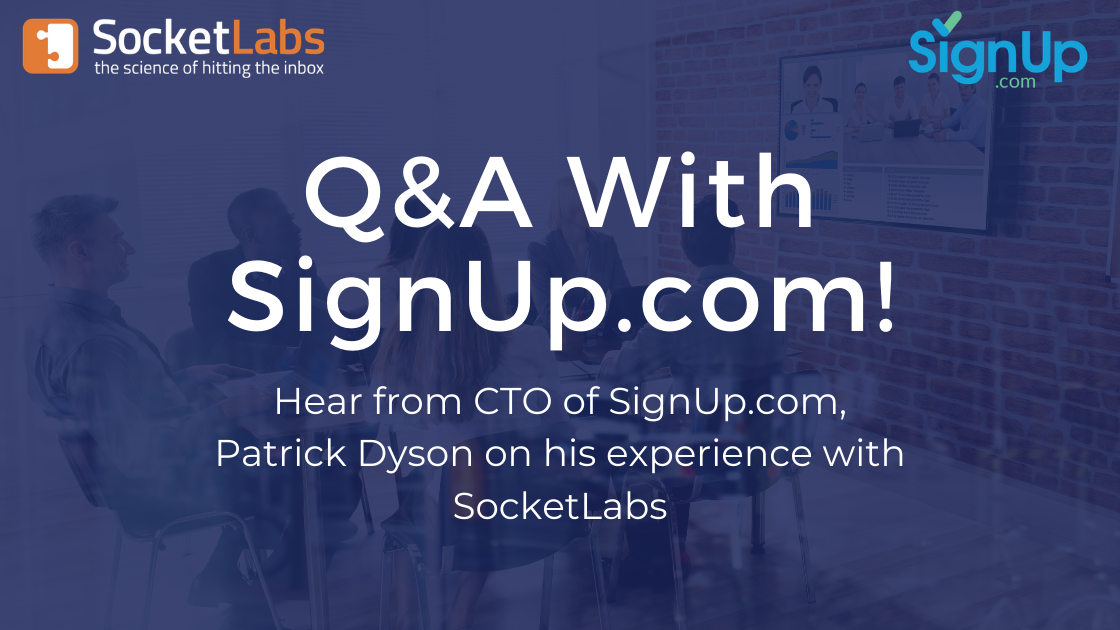Why We Partnered with SocketLabs