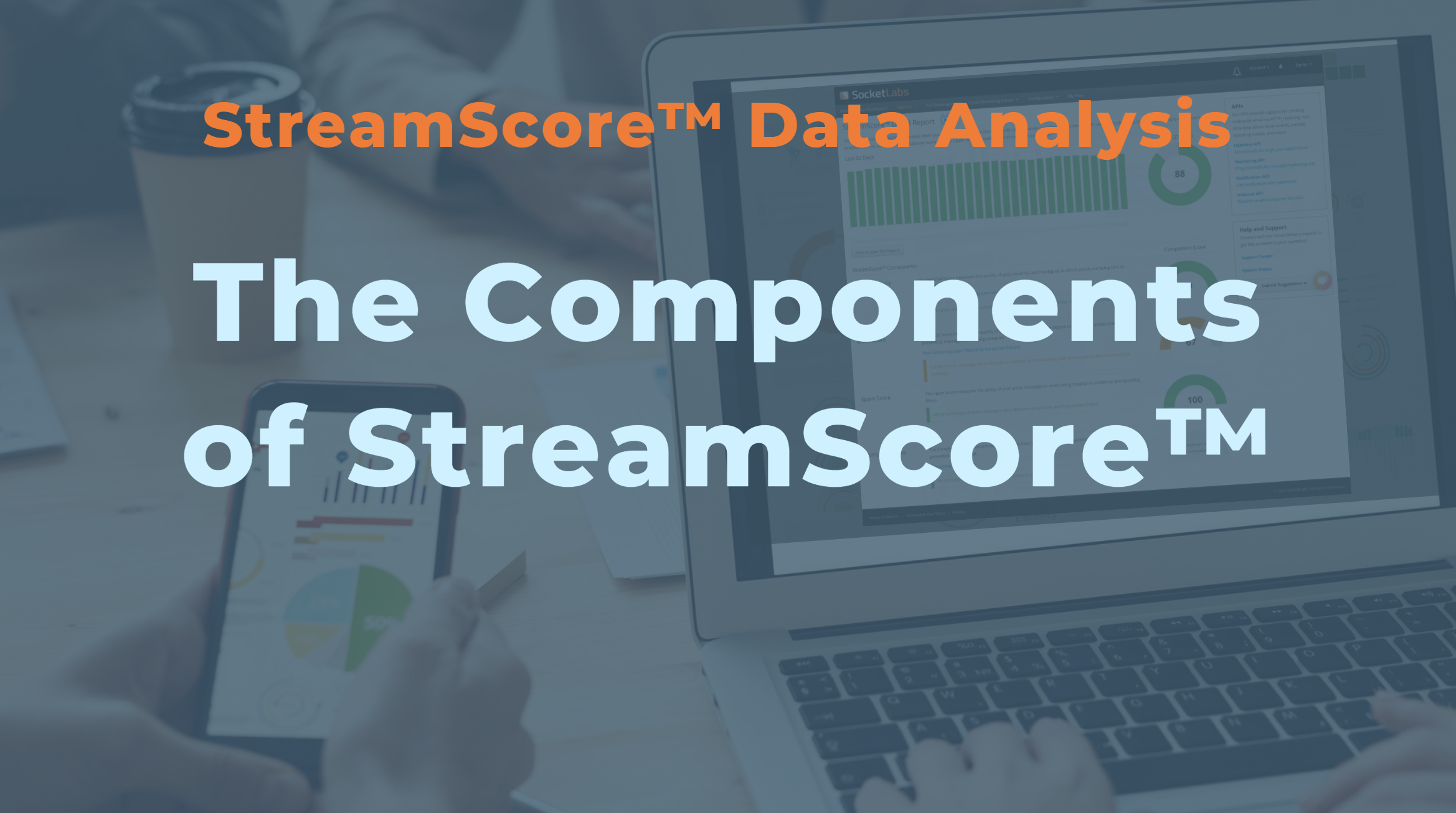 components of streamscore