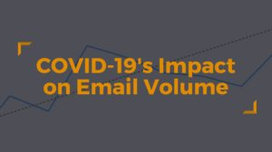 COVID-19's Impact on Email Volume