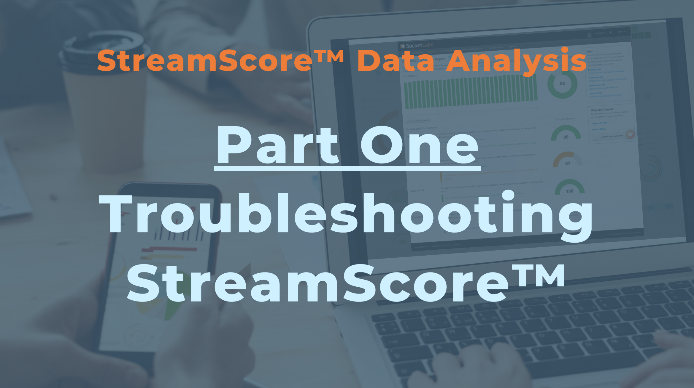 troubleshooting streamscore