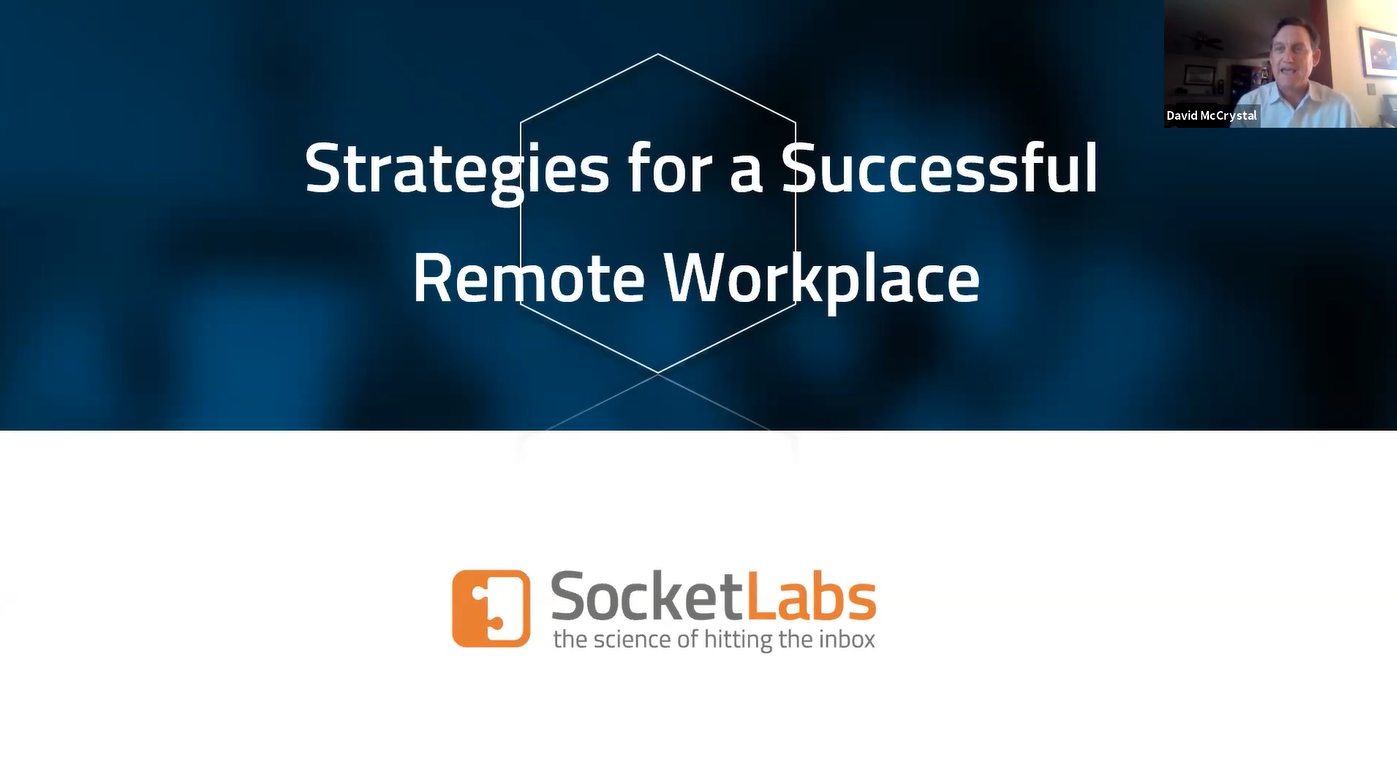 remote work webinar