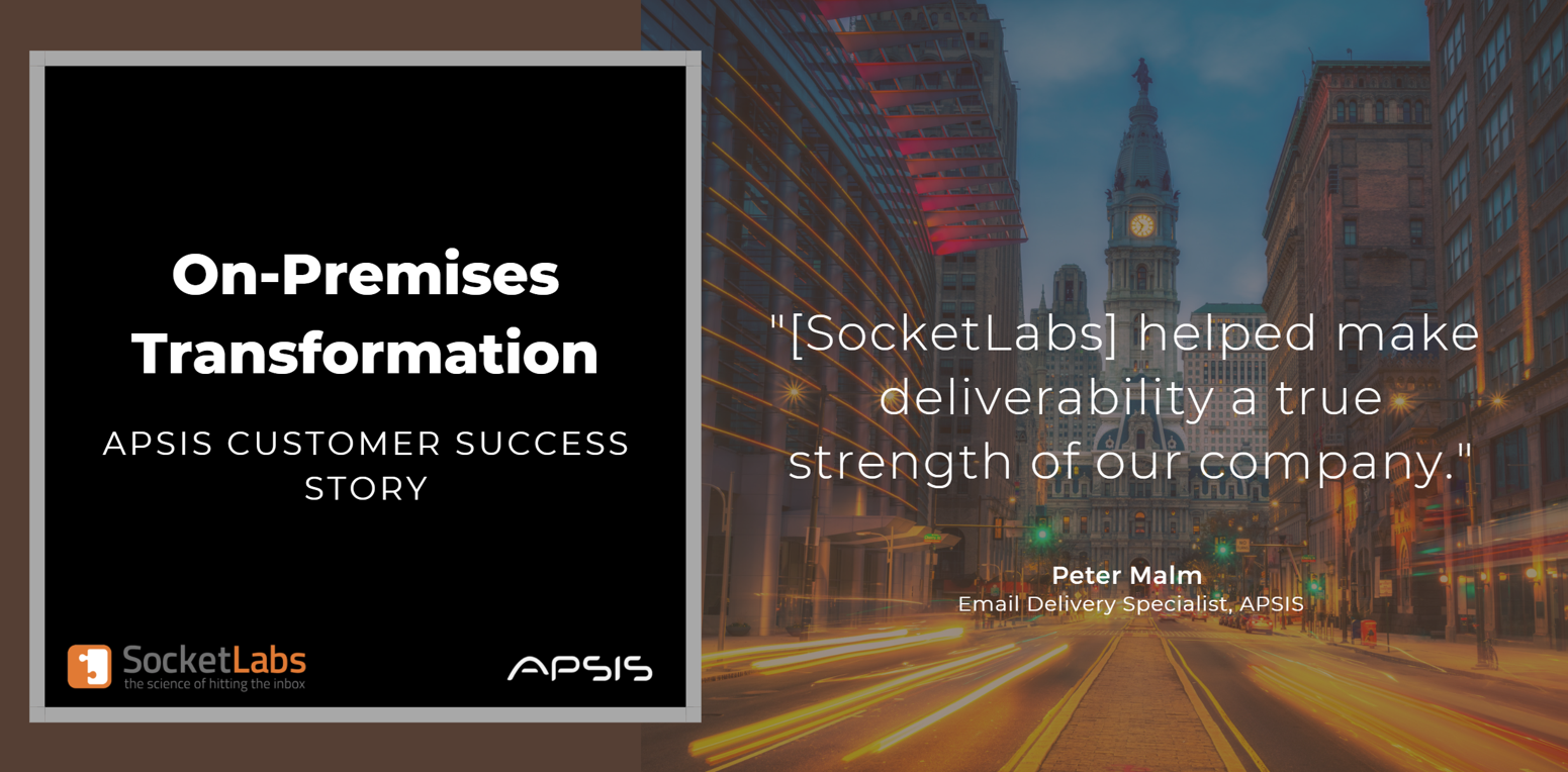 apsis success story