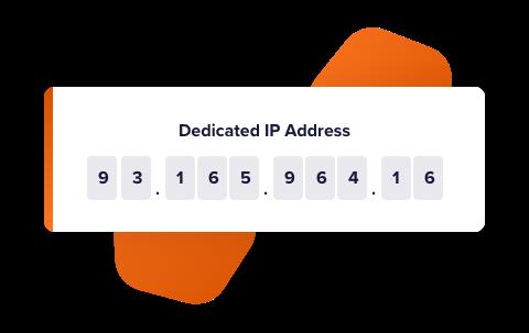 dedicated IP address