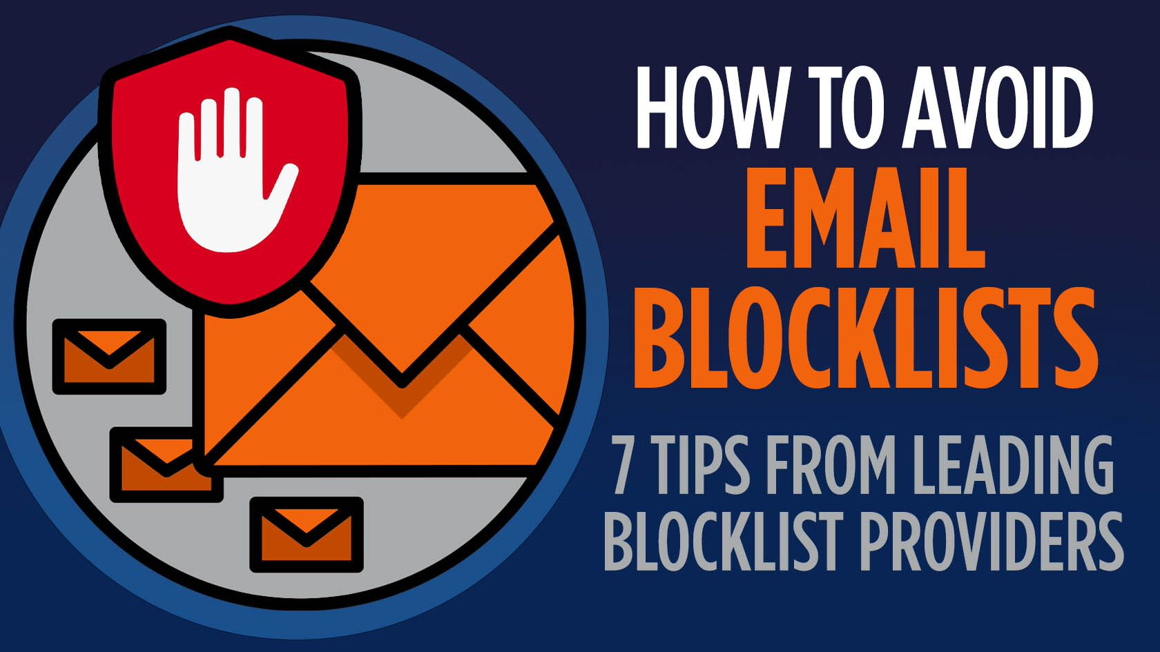 avoid email blocklists