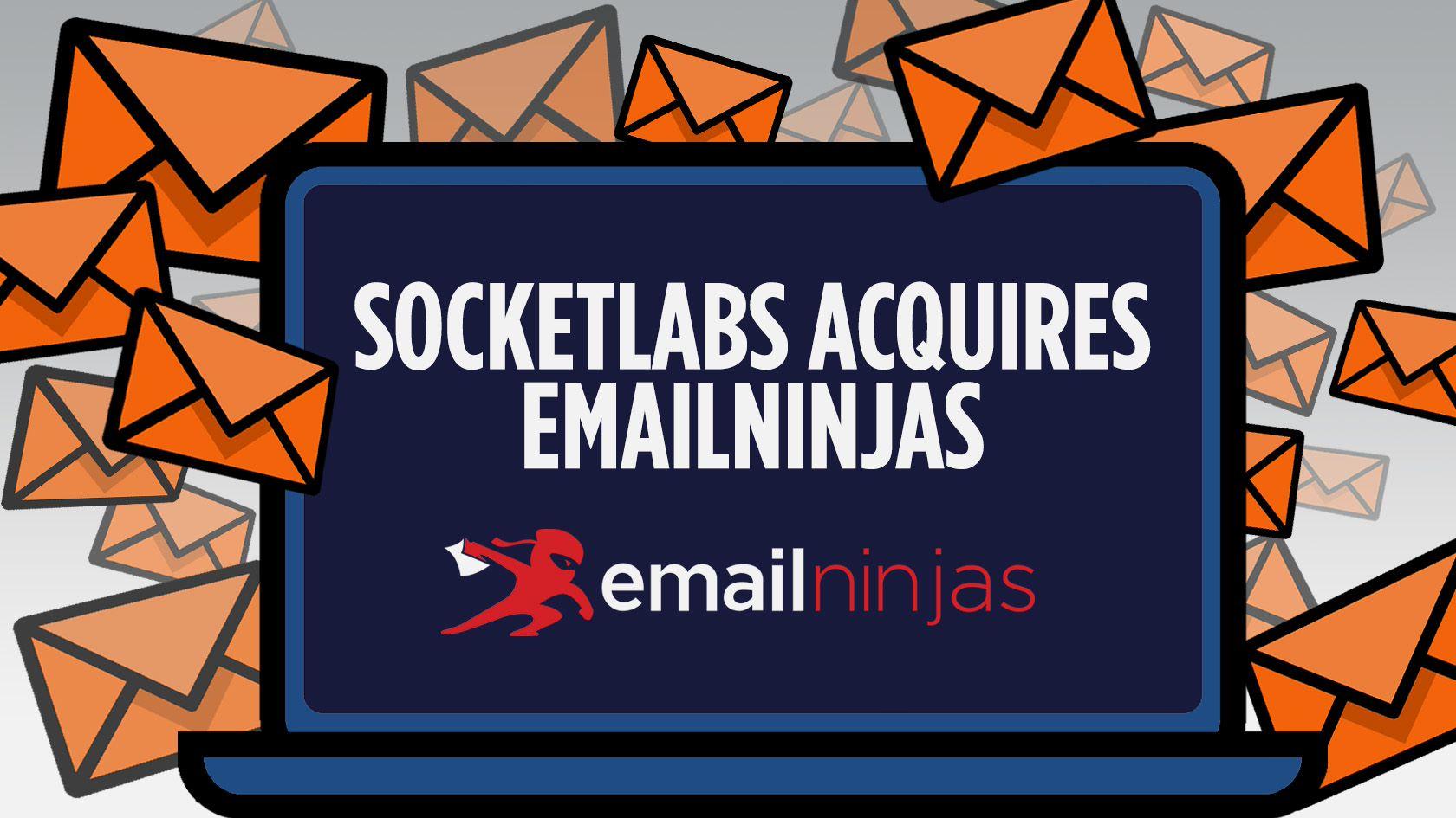 socketlabs acquires emailninjas