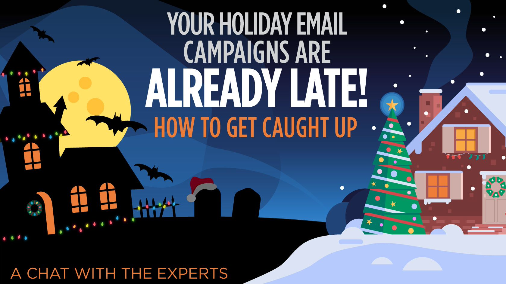 why your holiday email campaigns are already late